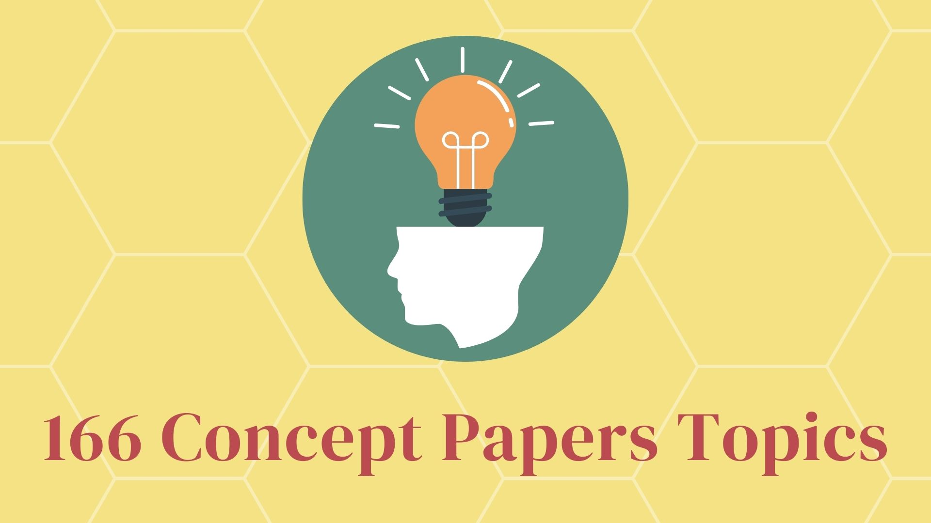 concept papers topics